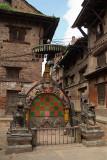 Street Shrine in Bhaktapur 02