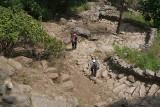 Descending Steps near Tikhedhunga