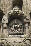 Carving on Adinath Mandir