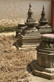 Stupa by Adinath Mandir
