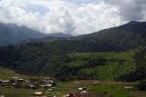 View from Pharping Monastery