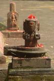 Shiva Lingas at Sheesh Narayan Temple