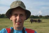 Chris and the Elephants