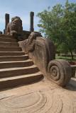 In the Quadrangle Polonnaruwa