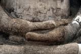 Hands of Buddha Polonnaruwa