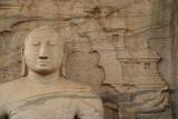 Buddha Statue at Gal Vihara