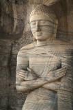 Standing Buddha at Gal Vihara