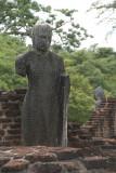 Ruined Buddhas at Polonnaruwa