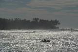 Boat in Unawatuna Bay