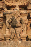 Detail on Shrine at Brihadeeswarar Temple - Possibly Big Ears from Noddy!!