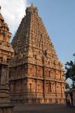 Back of Brihadeeswarar Temple