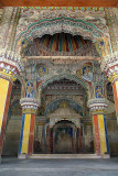 Decorated Hall Royal Palace Tanjore 02