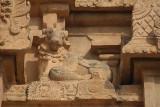 Nandi Detail on Brihadeeswarar Temple
