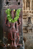 Annointed Figure with Garland Sri Ranganathaswamy Temple