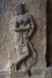Figure of Woman Sri Ranganathaswamy Temple
