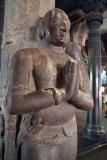 Figure on Pillar Sri Ranganathaswamy Temple