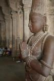 Figure on Pillar Sri Ranganathaswamy Temple 02
