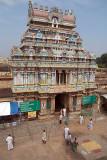 Inner Gopuram at Sri Ranganathaswamy Temple