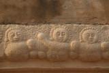 Small Carved Figures at Brihadeeswarar Temple