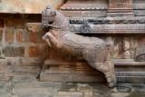 Statue of Horse on Shrine of Sri Subramanya
