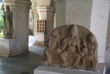 Statues in Royal Palace Tanjore