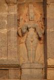 Stone Carving at Brihadeeswarar Temple