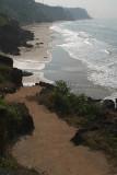 Steps Down to the Beach Varkala