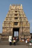 Gopuram Chennakesava Temple Belur