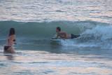 Body Boarding at Varkala 02