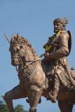 Statue in Bijjapur