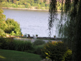 Zooming in on the Hudson River View