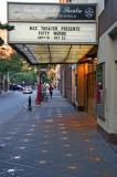 Lucille Lortel Theatre & Playwright Sidewalk