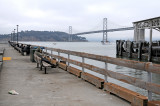 Bay Bridge - San Francisco/Oakland CA
