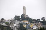 Telegraph Hill & Coit Tower - San Francisco, CA