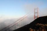 Golden Gate Bridge - Marin County Side