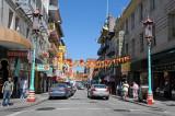 Chinatown - San Francisco, CA