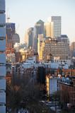 Sunrise - Downtown Manhattan