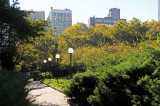 October 1, 2012 Photo Shoot - Washington Square Village Sasaki Garden
