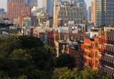 Sunrise - Lower Manhattan Skyline