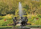 October 6, 2012 Central Park Conservancy Gardens
