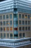 Snow on NYU Student Affairs Center