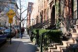 St Luke's Place - West Greenwich Village NYC
