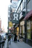 Street Scene West of Broadway