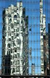 Glass Tower Reflections