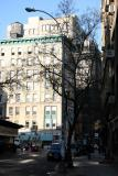 View of Lafayette Street, NOHO Star Restaurant & Points West
