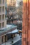 Washington Square Park, NYU Student Center & Library