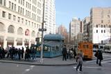 Astor Place Subway Entrance