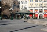 Southwest Corner - Subway Station