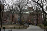 Southwest Corner View - NYU Vanderbilt Hall