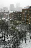 Blizzard of '06' - Downtown Manhattan